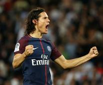Ligue 1: Edinson Cavani scores twice to outshine Neymar in PSG's win over Saint