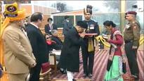 Martyred soldier who killed 10 guerrillas in J-K awarded Ashok Chakra