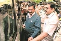 Kejriwal surrenders bail bond of Rs.10,000 in Mumbai court