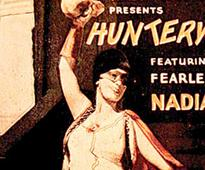 Tent cinema revives early talkies with Hunterwali