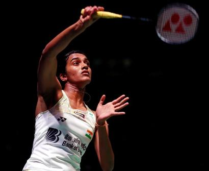 Sindhu goes down fighting in All England semis