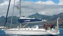INSV Tarini enters New Zealand's Lyttelton port