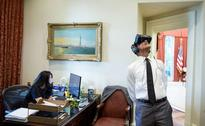 Photoshop Contest: What Is Obama Actually Watching in VR?