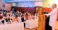 Honeymoon over, taskmaster Shah lists tough priorities for BJP in Kerala