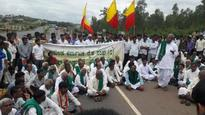 Mahadayi Issue; strong protests witness across Belagavi district