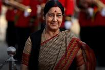 Sushma Swaraj among 100 leading global thinkers by Foreign Policy magazine