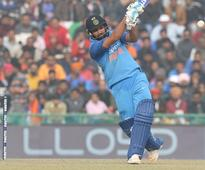 Stats: Rohit rewrites several records after third 200 in ODIs