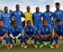 Fiji U23 loses first match in Brazil