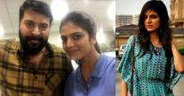 Malavika: Dulquer's heroine then, Mammootty's co-star now