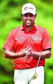 Lahiri hits six-under