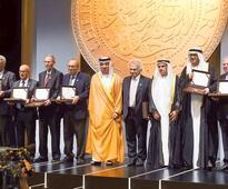 Shaikh Zayed Book Award winners honoured
