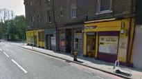 Thief holds up Edinburgh shop with knife