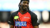 Chris Gayle mocks 'Don't blush, baby' controversy during interview