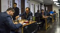 Veselin Topalov with first victory at chess tournament in Saint Louis