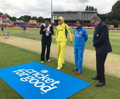 ICC Women's World Cup: Super centurion Harmanpreet helps India beat Aus to enter final