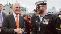 Turnbull to reshuffle frontbench
