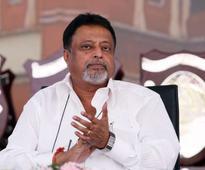 Mukul Roy joins BJP, calls it 'secular' force