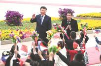 Duterte's visit has ushered in a new era