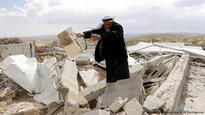 EU urges Israel to end demolition of Palestinian housing