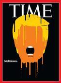 Time Magazine Runs Trump Meltdown Cover