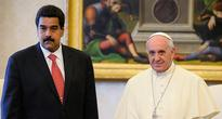 Pope Francis Meets Maduro, Calls for Dialogue With Parliament