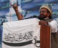Pak terror lies exposed again: Hafiz Saeed describes Akhnoor terror attack while sitting in PoK