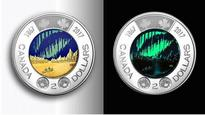 Canada releases the first glow-in-the-dark coin into circulation
