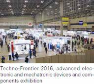 Techno-Frontier 2016 Showcases the Latest Products & Technologies