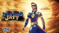 A Flying Jatt: An agonising shtick (Movie Review, Rating: **)