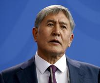 UPDATE 1-Kyrgyz president has recovered, may leave hospital this week -office
