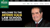 Justice Antonin Scalia Given an Honor Behind Other Law Schools