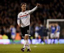 English midfielder Scott Parker announces retirement after 20-year football career