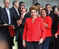Brazil's president ousted in end to impeachment process