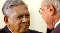 Indian-origin former Singapore President SR Nathan suffers stroke, critical