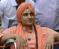 Pragya Thakur reiterates bike used in 2008 Malegaon blast was not hers
