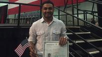 Indian-born US cricket player Timil Patel becomes American citizen