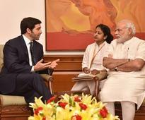 LinkedIn CEO Jeff Weiner met PM Narendra Modi, HRD Minister Javedekar