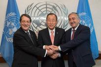 UN chief commends Greek Cypriot and Turkish Cypriot leaders on '...