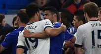Chelsea and Spurs charged over battle at Stamford Bridge