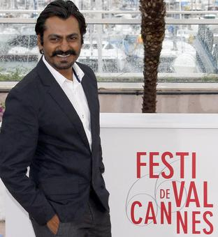 The real Cannes star: Nawazuddin Siddiqui
