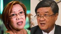 Aguirre: DOJ may present in court alleged De Lima sex videos