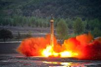 South Korea says North's missile launch was a success if IRBM development was its aim