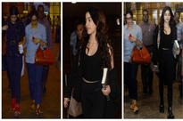 Airport Style File: Sridevi, Jhanvi and Khushi Kapoor Amp Up The Style Quotient