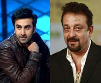 Are Sanjay Dutt and Ranbir Kapoor working together?