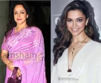 Hema Malini's wish to Deepika on her engagement will have you in splits - News