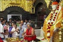 Vikhe Patil demands CISF deployment at Shirdi shrine