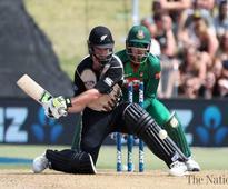 Munro belts Kiwis to Twenty20 series win