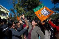 BJP ousts Congress in Himachal Pradesh