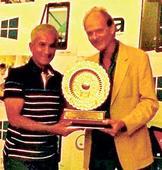 Sidath Wettimuny bags Donald Steel Trophy