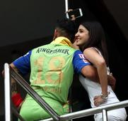 Virat Kohli pours water over engagement with lady love Anushka Sharma. Period